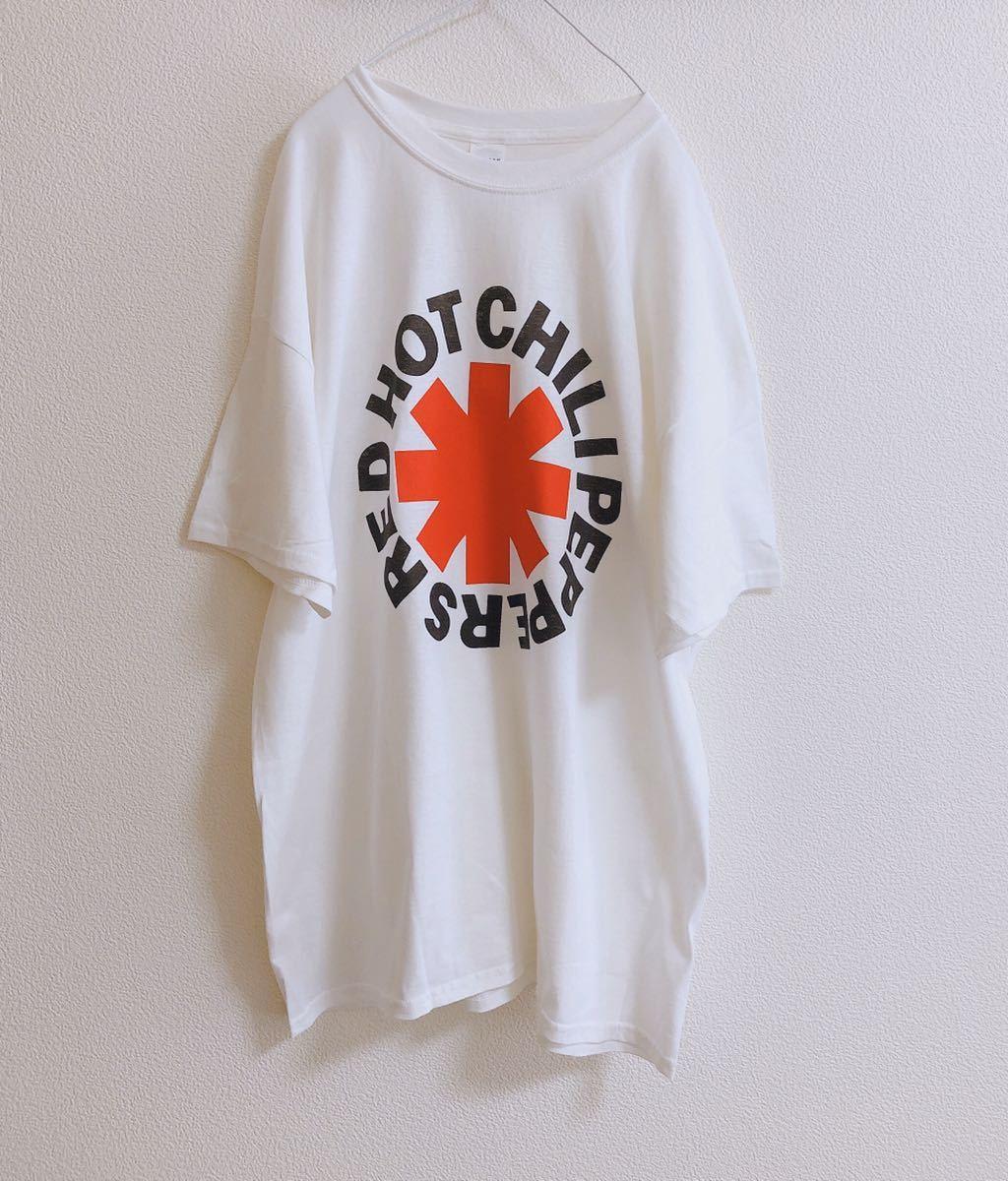 【オフィシャル】レッド ホット チリ ペッパーズ レッチリ Tシャツ バンドT_画像1