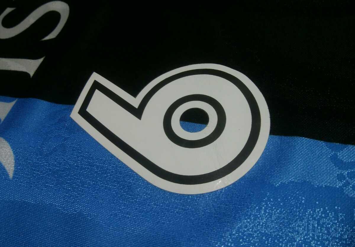 [値下交渉] 2001年 川崎フロンターレ 【選手用・別注タグ付き】 日本製 asics/アシックス 検)01 寺田 我那覇 エメルソン KAWASAKI FRONTALE_画像3
