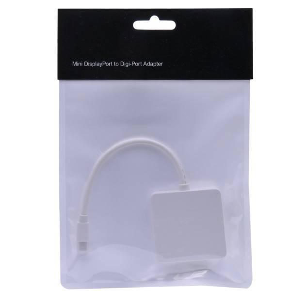 ★Mac対応★ Mini Display Port DVI 変換アダプタ 50個セット