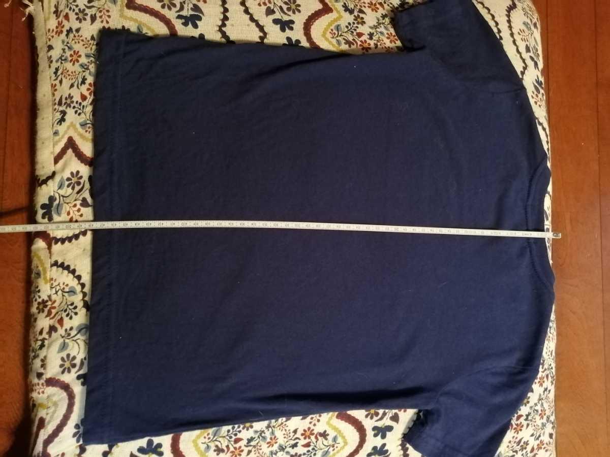 RALPH LAUREN ポロ ラルフローレン 半袖Tシャツ 子供服  110/56 4/4T 紺色_画像3