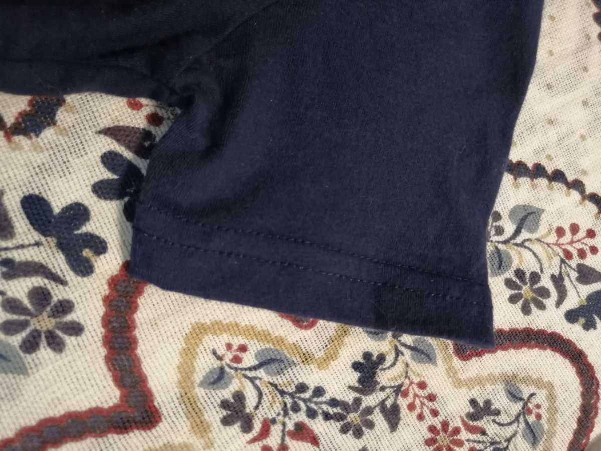 RALPH LAUREN ポロ ラルフローレン 半袖Tシャツ 子供服  110/56 4/4T 紺色_画像7