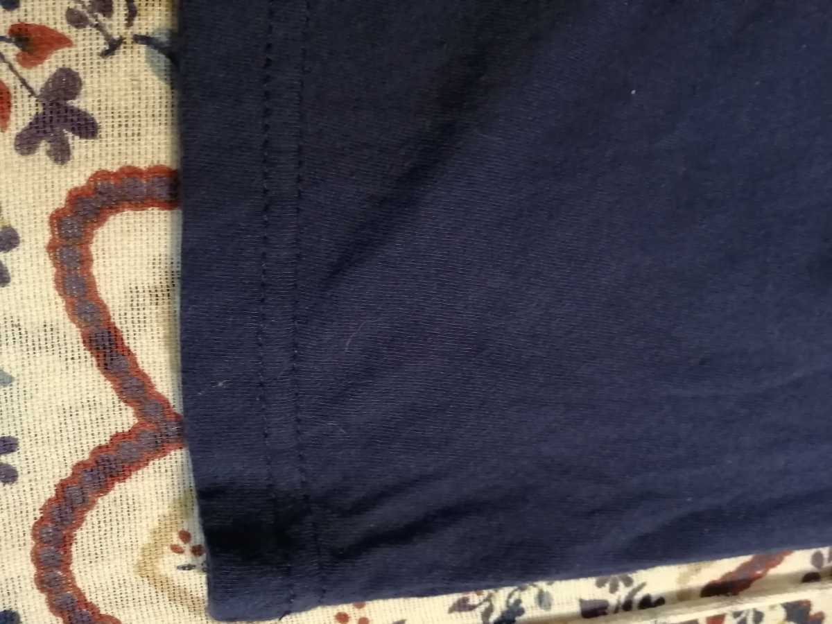 RALPH LAUREN ポロ ラルフローレン 半袖Tシャツ 子供服  110/56 4/4T 紺色_画像8