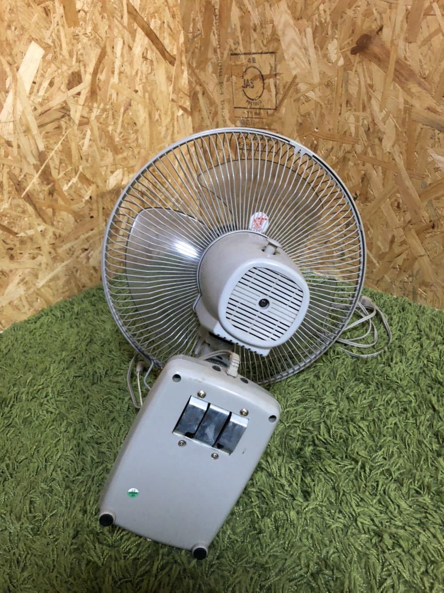 山善 壁掛け扇風機 動作確認済み 空調機 リビング扇風機 ヤマゼン_画像3