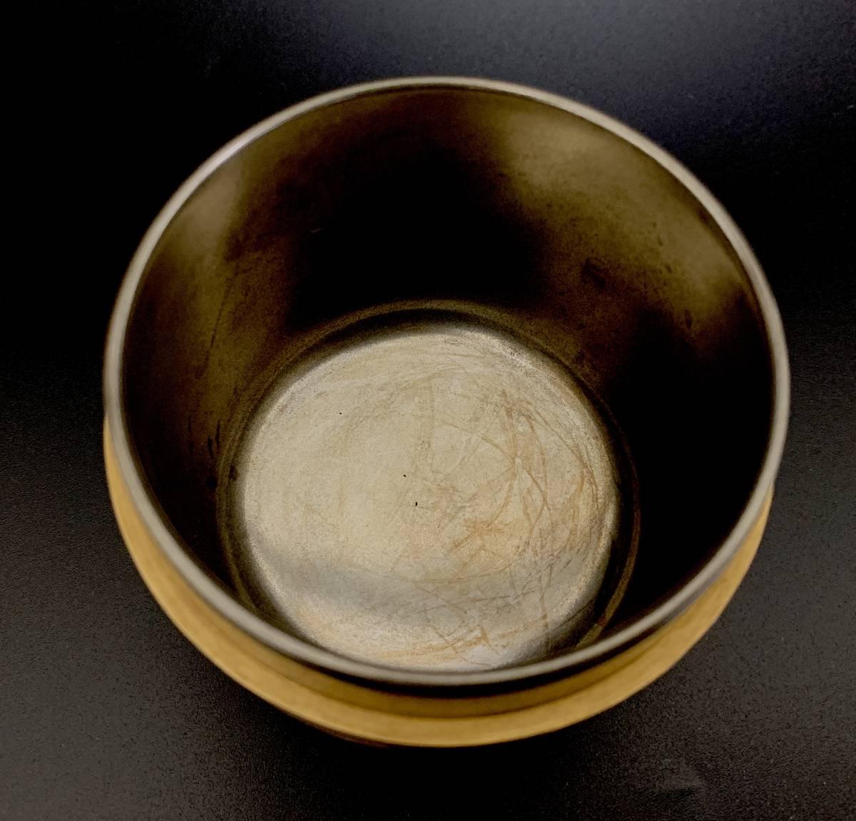 ◆坪井英憲(夕帆)作◆朝顔蒔絵 大棗 輪島塗 茶器 茶道具 共箱付き 伝統工芸品_画像5