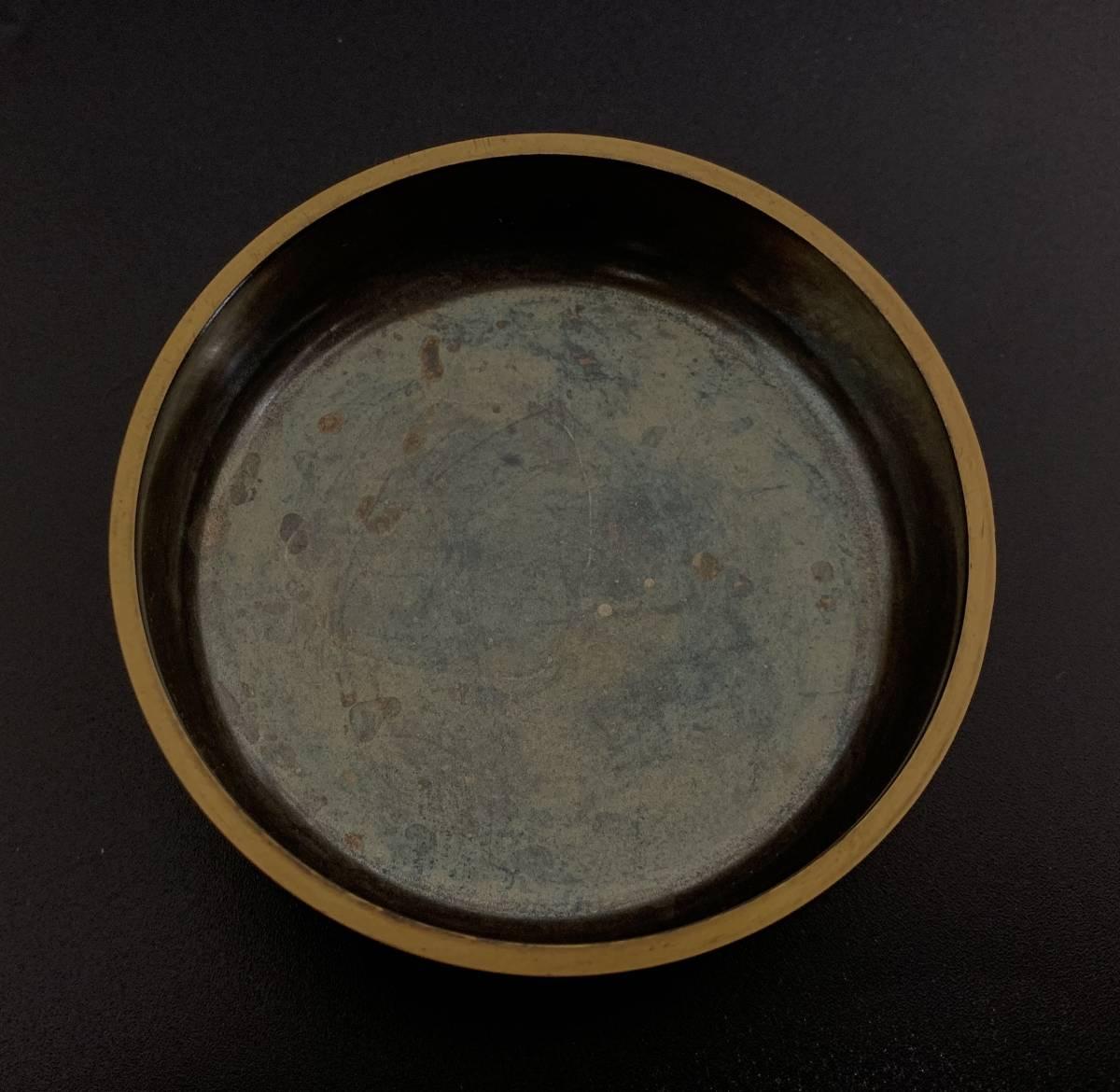 ◆坪井英憲(夕帆)作◆朝顔蒔絵 大棗 輪島塗 茶器 茶道具 共箱付き 伝統工芸品_画像6