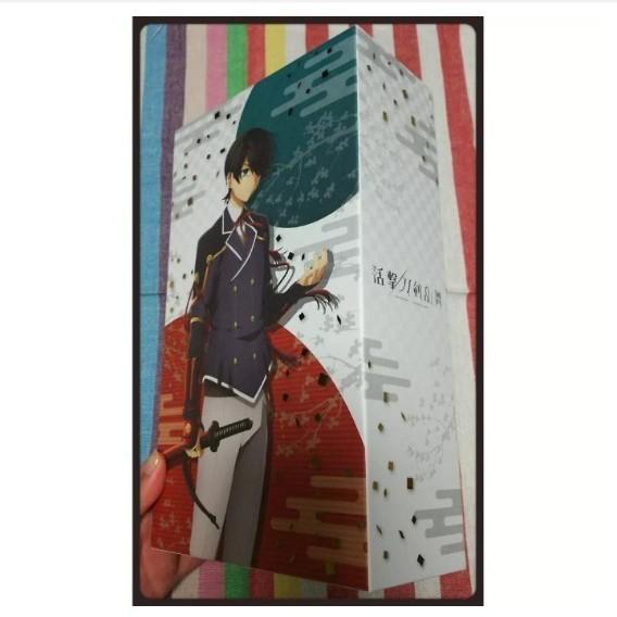 【全巻購入特典付】 活撃/刀剣乱舞 Blu-ray全巻セット