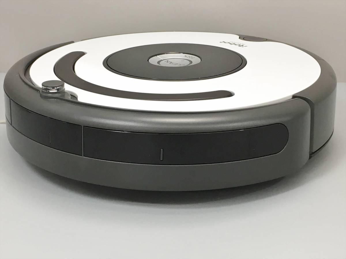 アイロボット iRobot ロボット掃除機 ルンバ Roomba 628 ホワイト ブラック 2005LS260_画像4