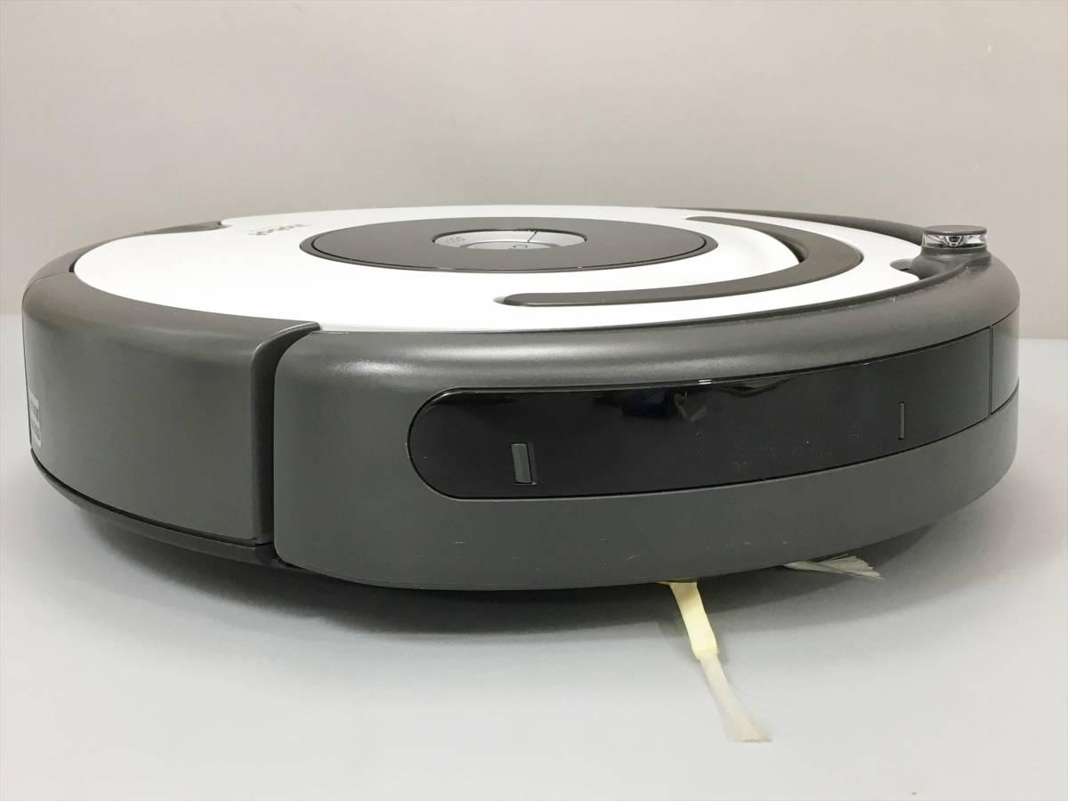アイロボット iRobot ロボット掃除機 ルンバ Roomba 628 ホワイト ブラック 2005LS260_画像3
