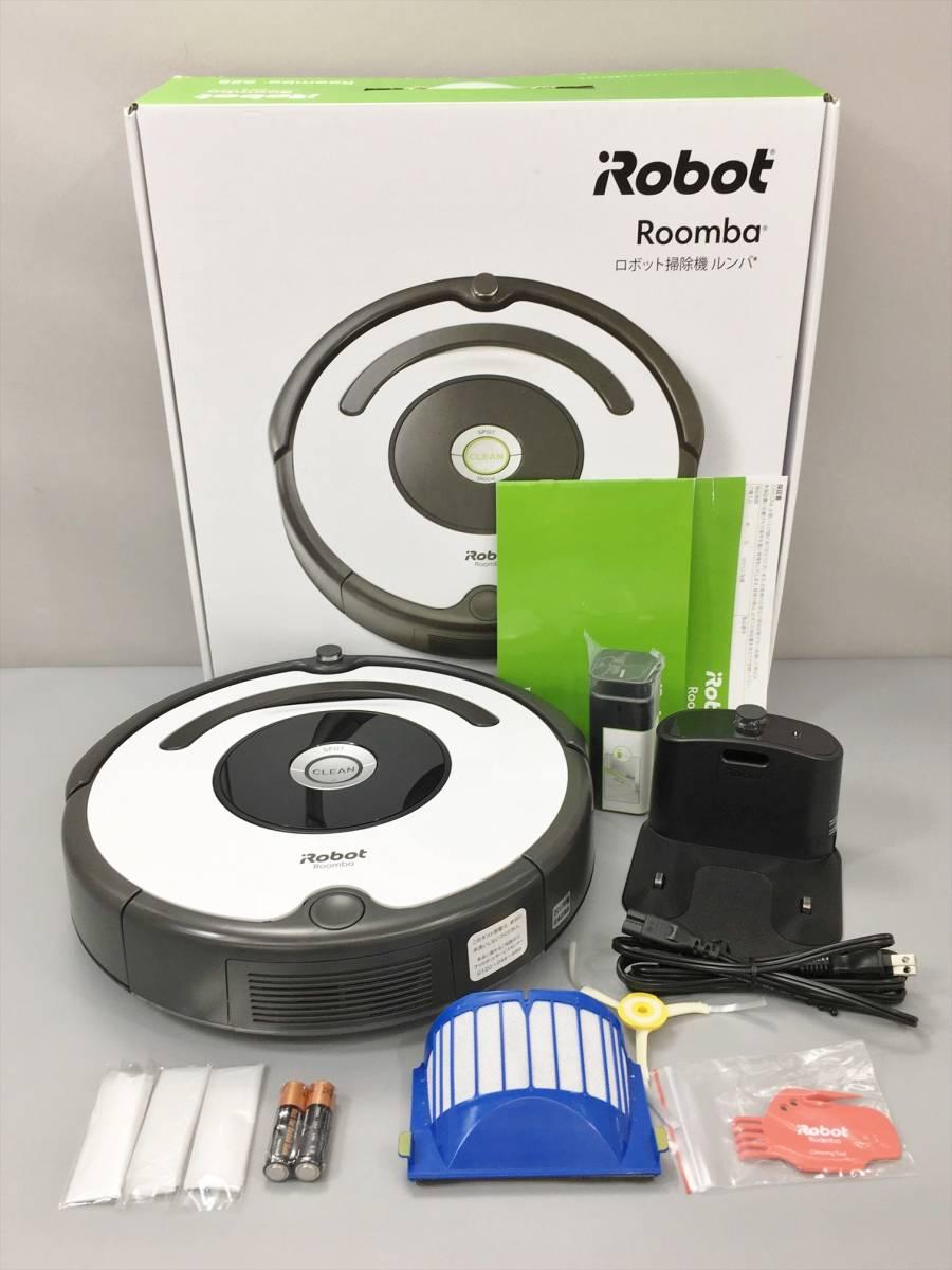 アイロボット iRobot ロボット掃除機 ルンバ Roomba 628 ホワイト ブラック 2005LS260_画像2