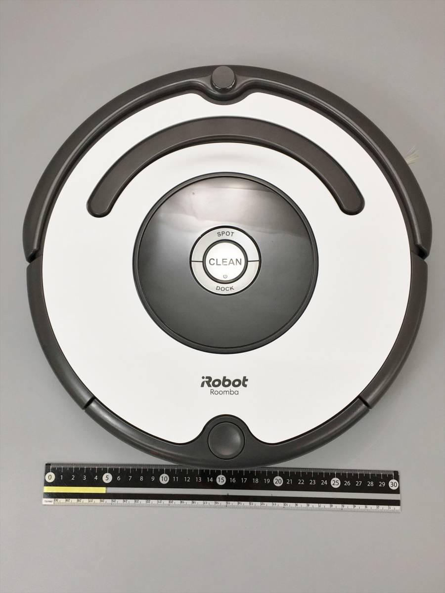 アイロボット iRobot ロボット掃除機 ルンバ Roomba 628 ホワイト ブラック 2005LS260_画像5