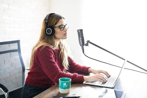 audio-technica オーディオテクニカ コンデンサーマイクロホン AT2020 生放送・録音・ポッドキャスト・実況・DTM_画像5