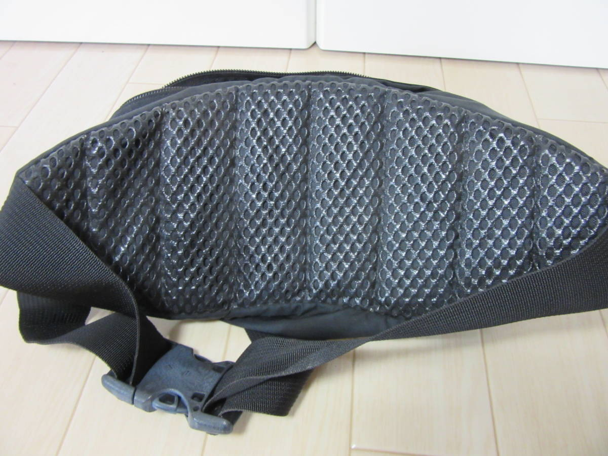 グレゴリー GREGORY ウエストバッグ USA製 XS ブラック 送料無料