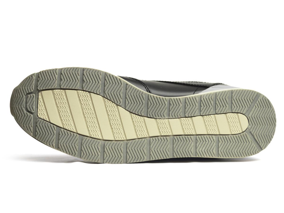 新品■25.5cm エドウィン EDWIN スニーカー メンズ カジュアル 軽量 カップインソール ウォーキングシューズ 防滑 シンプル 靴【エコ配送】_画像4