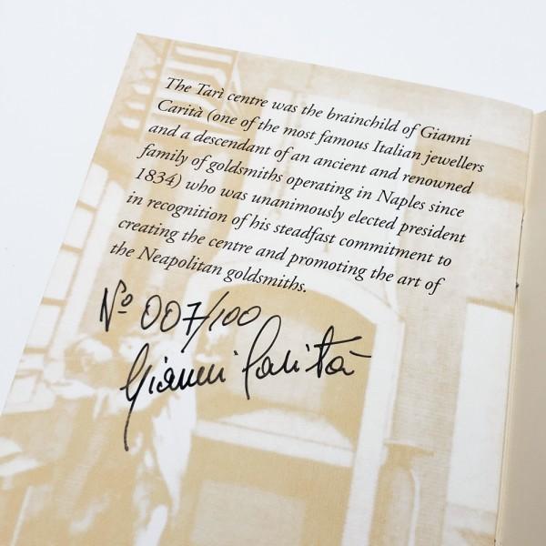 Gianni Carita ジャンニ・カリタ 18K(K18)ダイヤモンド入りデザインリング 100本限定コレクション _画像10