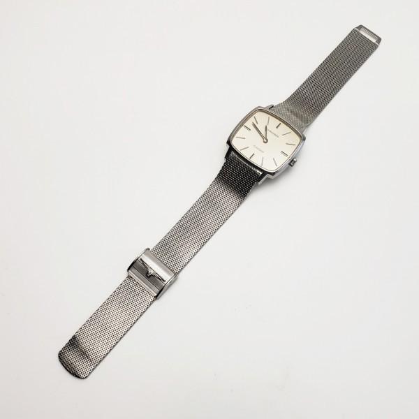 未整備★動作品 LONGINES ロンジン FLAGSHIP フラッグシップ Cal.L847.3 手巻き 腕時計_画像7