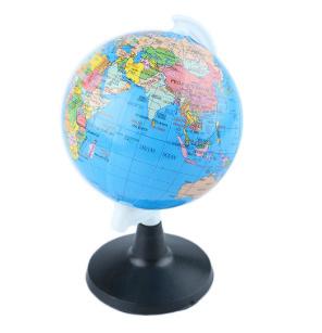 y235 ミニチュア 地球儀 8.5センチメートル 英語_画像1