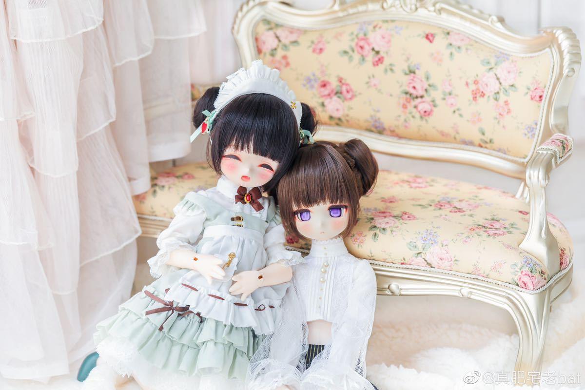 新品 特価商品 BJD用家具 ソファー 全2色 SD/DDサイズ 椅子 生地のオーダー可能 高品質 ドール用 doll 球体関節人形用 撮影 YY-001_画像9