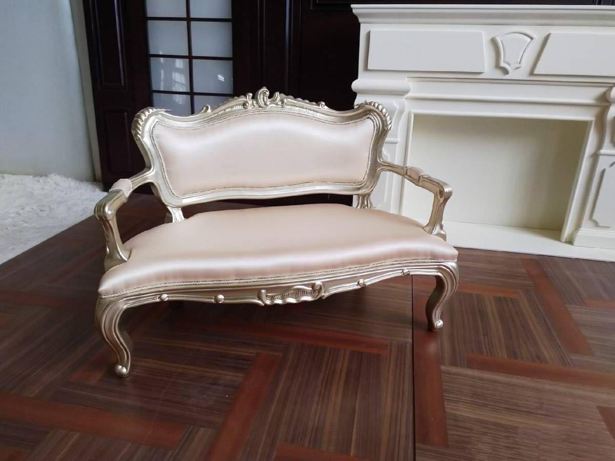 新品 特価商品 BJD用家具 ソファー 全2色 SD/DDサイズ 椅子 生地のオーダー可能 高品質 ドール用 doll 球体関節人形用 撮影 YY-001_画像1