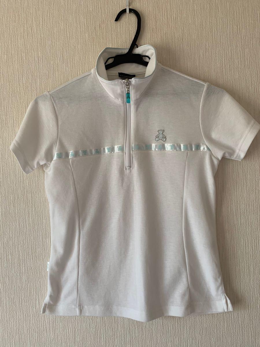 ポロシャツ レディース ウィルソン Sサイズ