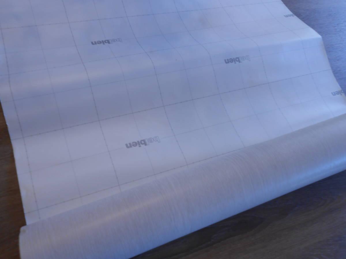 ベルビアン 塩ビシート WB-403 端材50㎝巾×0.7m_画像3