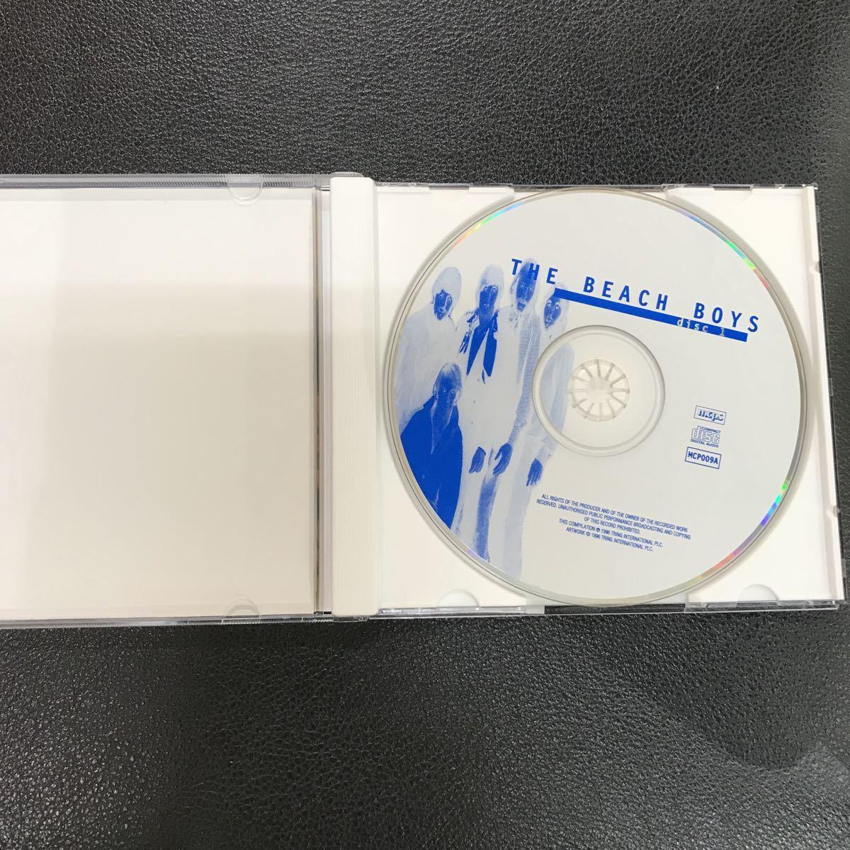 CD 中古☆【洋楽】ビーチ・ボーイズ