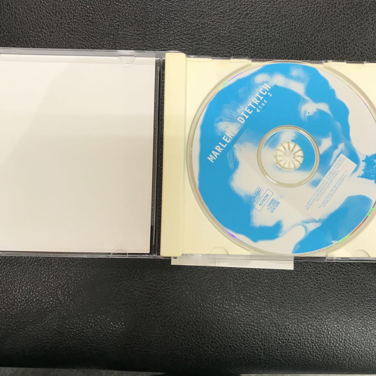 CD 中古☆【洋楽】マレーネデートリッヒ