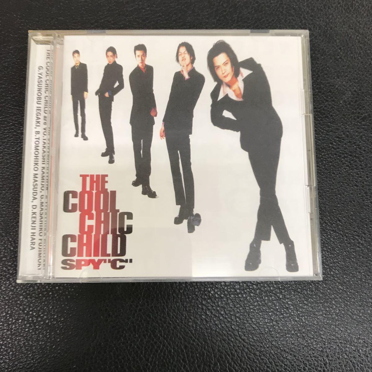 CD 中古☆【邦楽】THE COOL CHIC CHILD SPY'C'