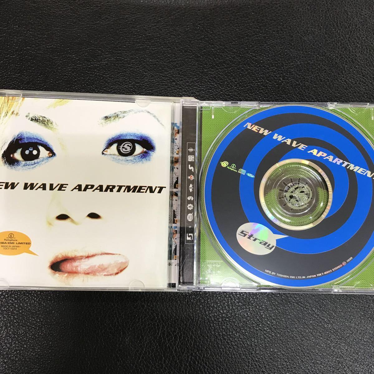 CD 中古☆【邦楽】ストレイ ニューウェーヴ アパートメント