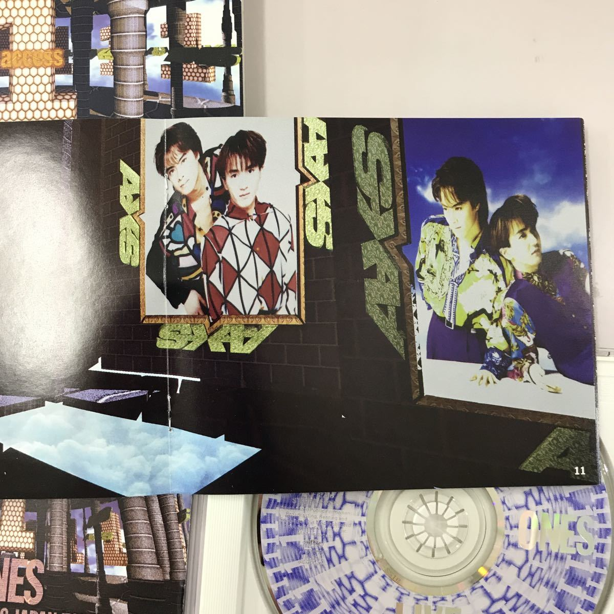 CD 中古☆【邦楽】アクセス LIVE ONES ジャパンツアー