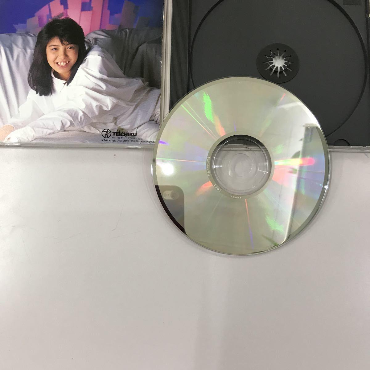 CD 中古☆【邦楽】芳本美代子 WING
