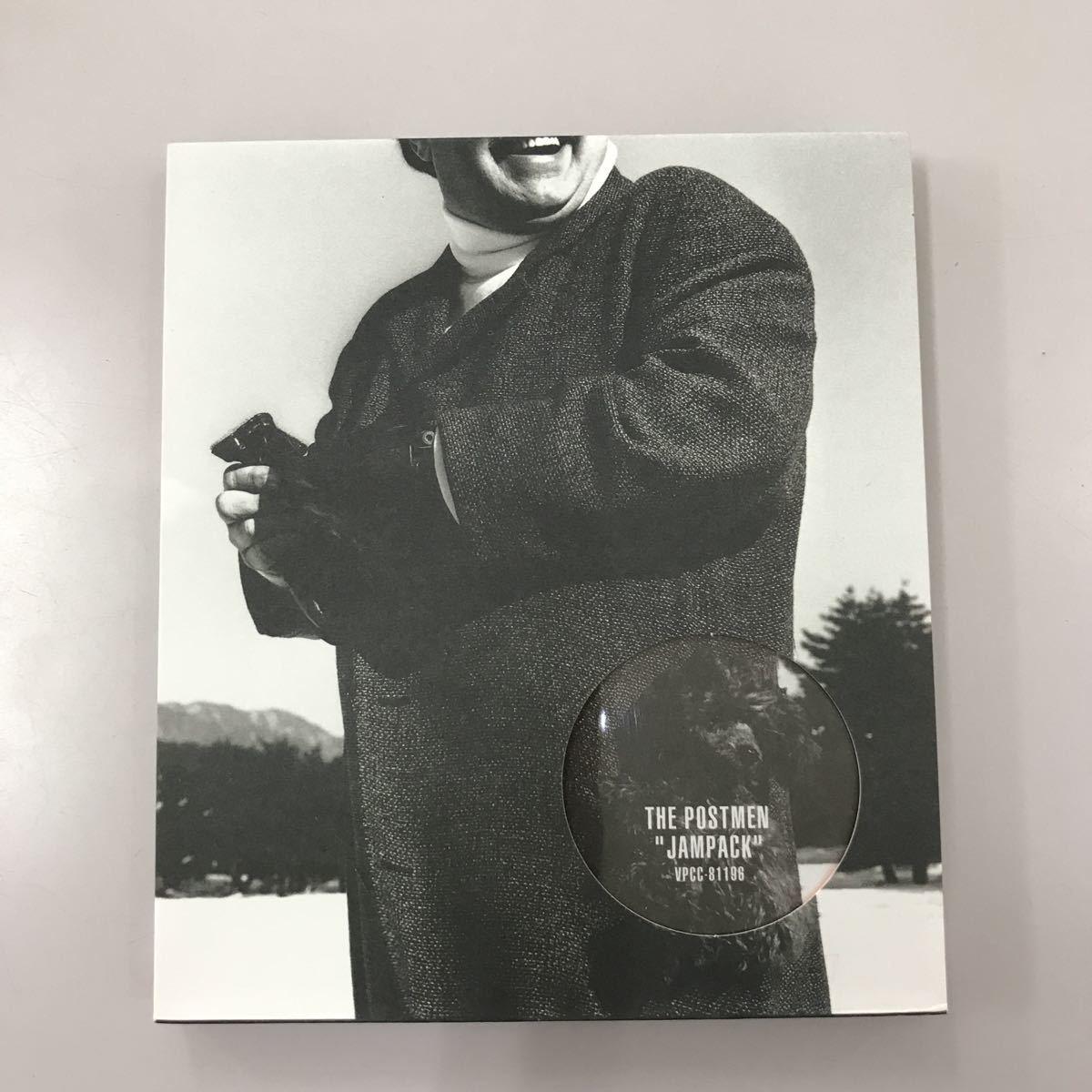 CD 中古☆【邦楽】The Postmen JAMPACK