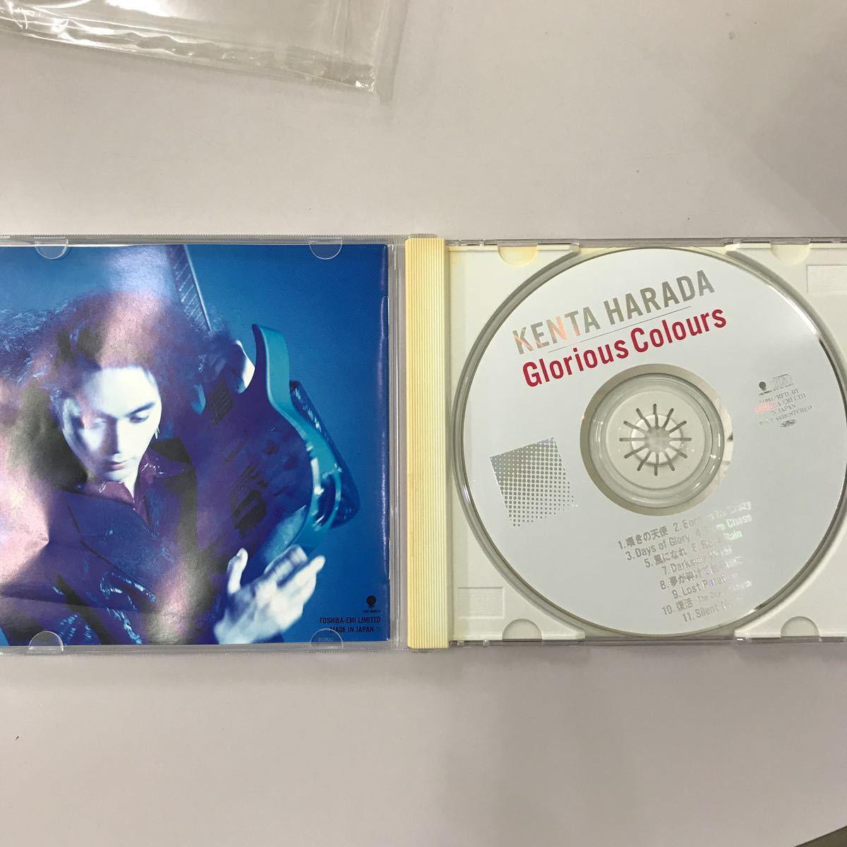 CD 中古☆【邦楽】原田健太 Glorious Colours