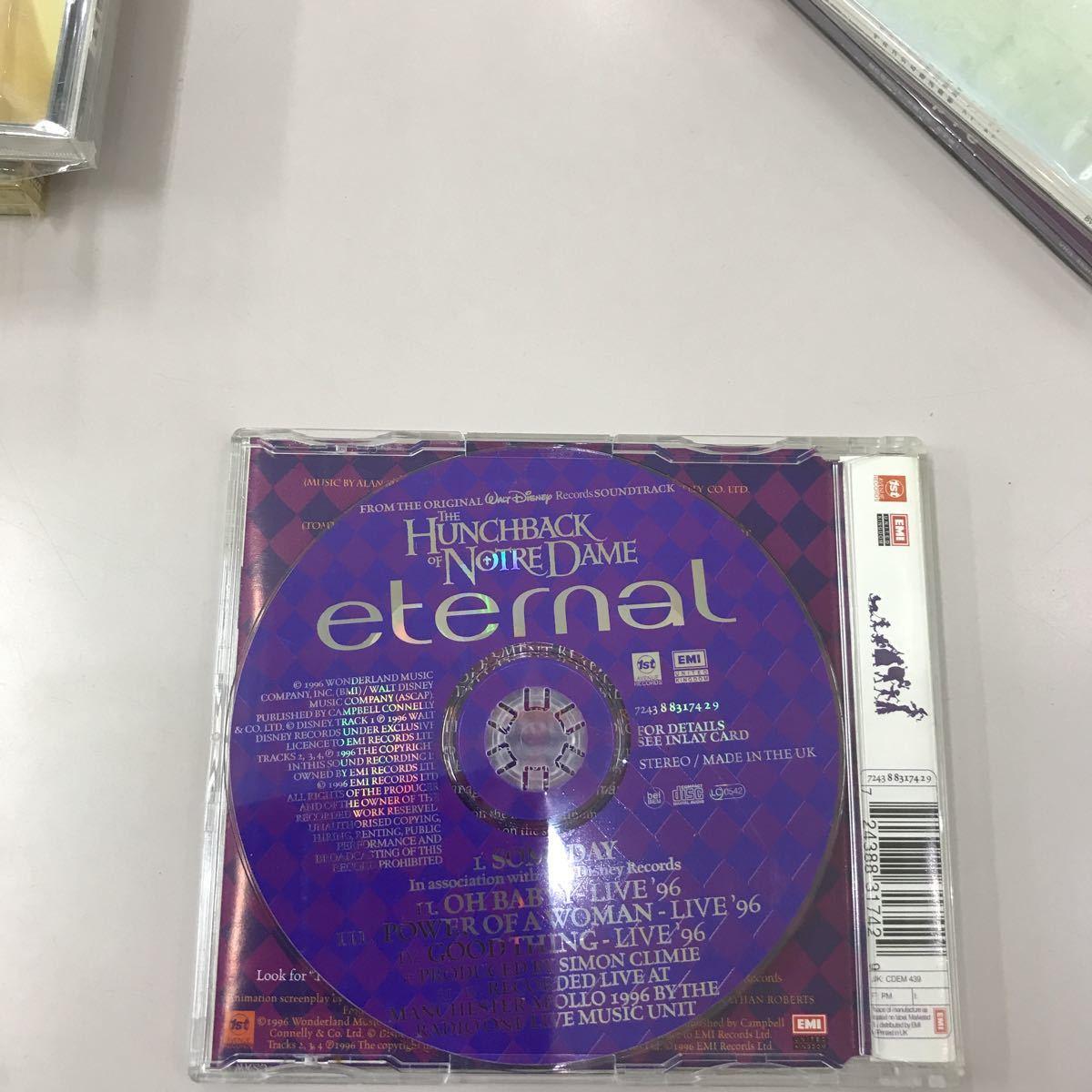 CD 中古☆【洋楽】SOMEDAY ETERNAL