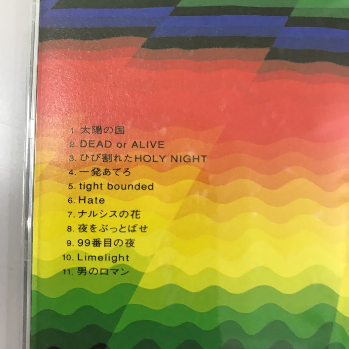 CD 中古☆【邦楽】ペニシリン Limelight