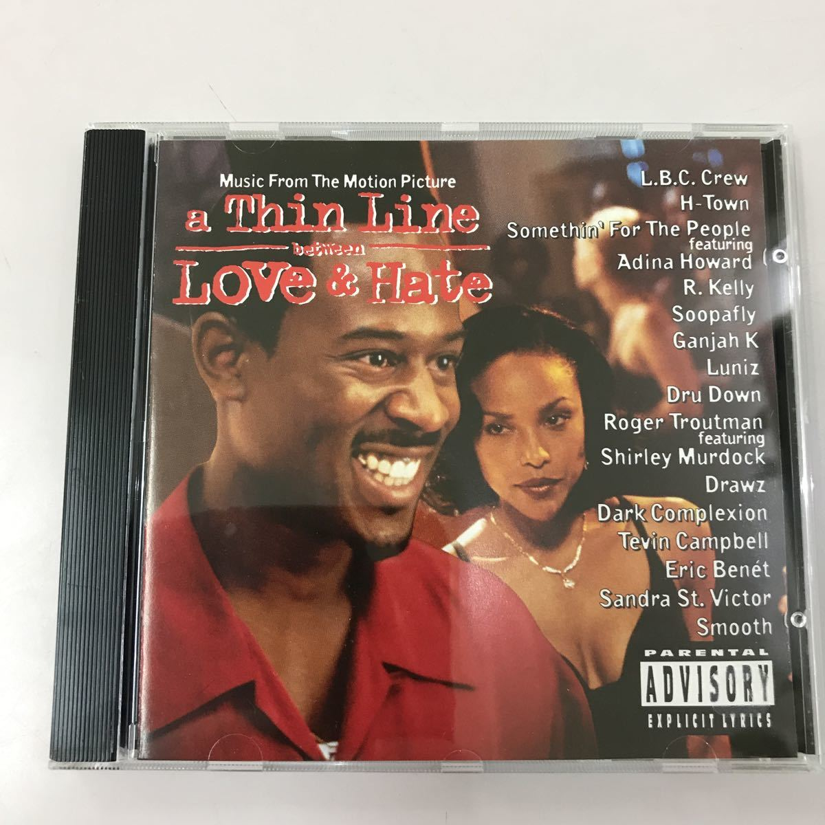 CD 中古☆【洋楽】A Thin Line Between Love & Hate