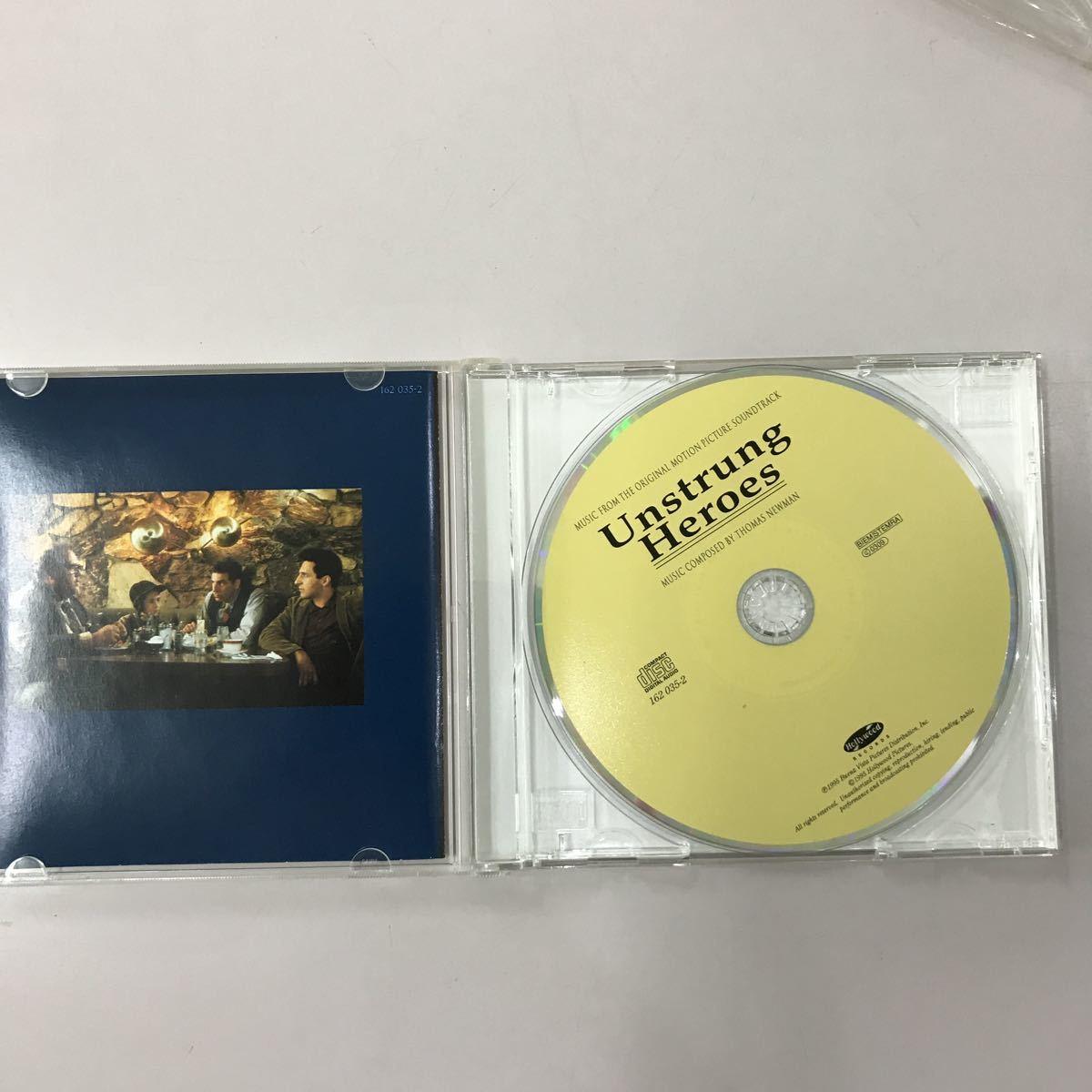 CD 中古☆【洋楽】Unstrung Heroes