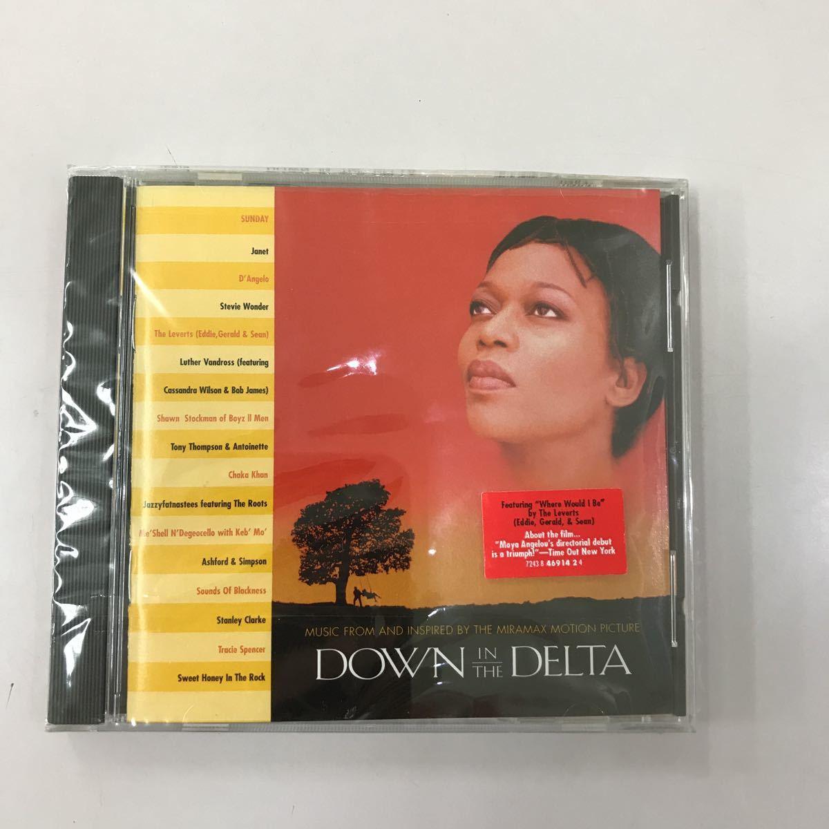 CD 未開封【洋楽】長期保存品 DOWN IN THE DELTA