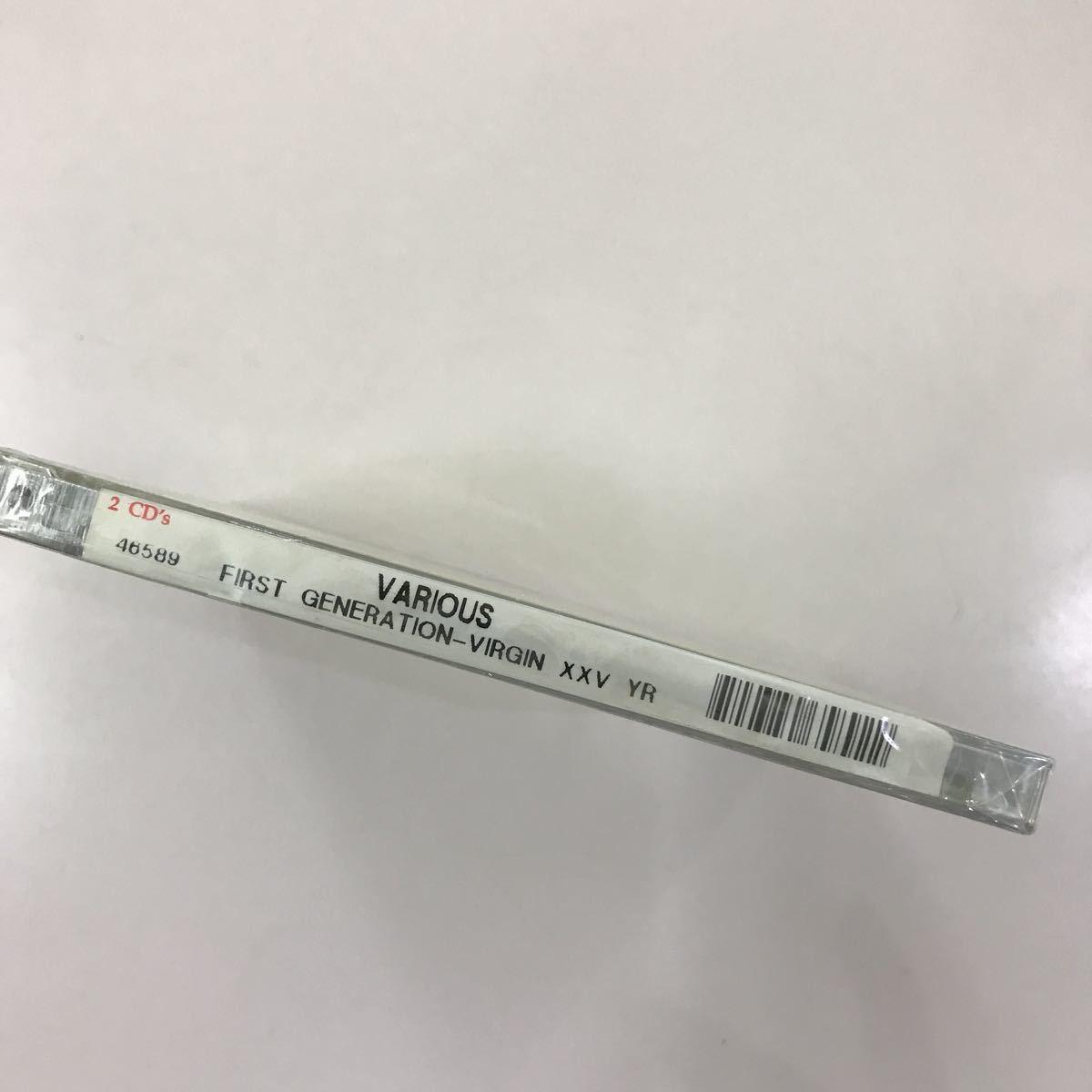 CD 未開封【洋楽】長期保存品 firt generation