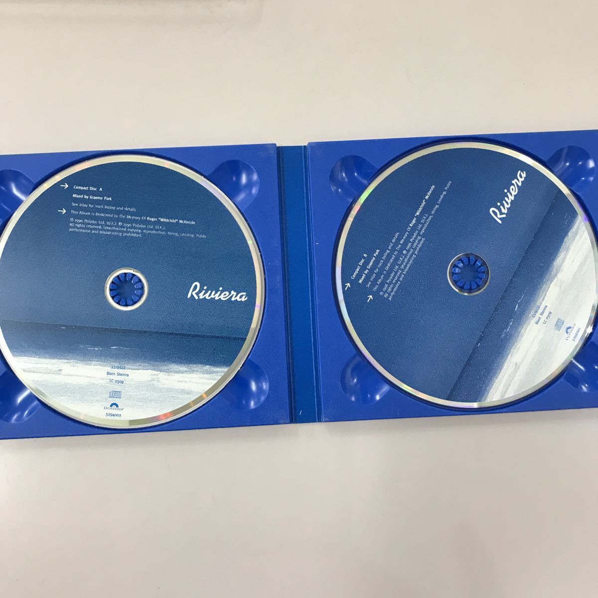 CD 中古☆【洋楽】Graeme Park