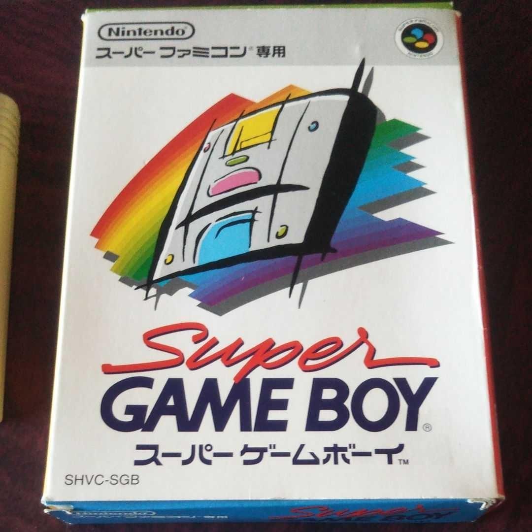 スーパーゲームボーイ (スーパーファミコン専用)