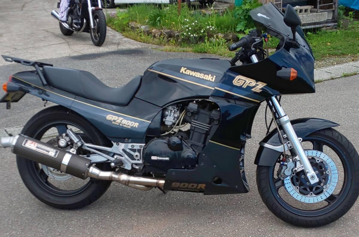 「カワサキGPZ900R」の画像2