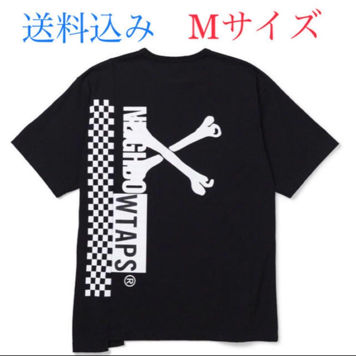 M wtaps neighborhood コラボ Tシャツ