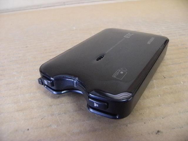MITSUBUSHI 三菱電機 三菱  美品 「EP-9U79 (EP-9U711VB) 」 分離型 音声付 ブラック_画像2