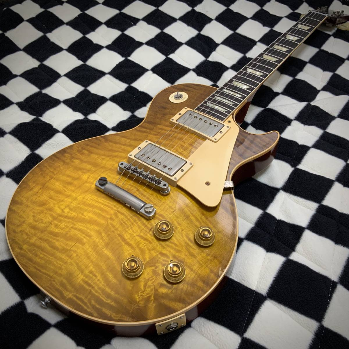 60th Anniversarry 1959 Les Paul( Murphy Painted & Aged )