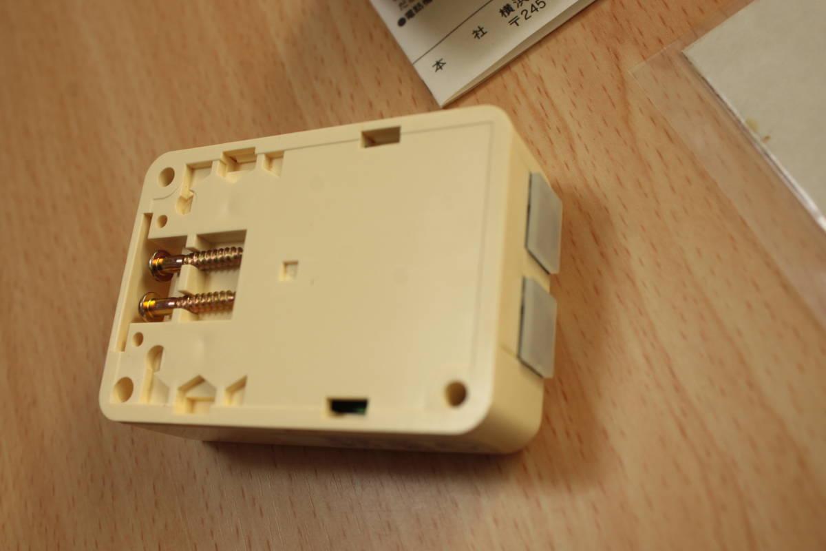 モジュラ式転換器 かがつう KM-11BI 電話切り替え 電話回線切り替え器 自動切り替え 雷サージ 秘話機能付 2_画像3