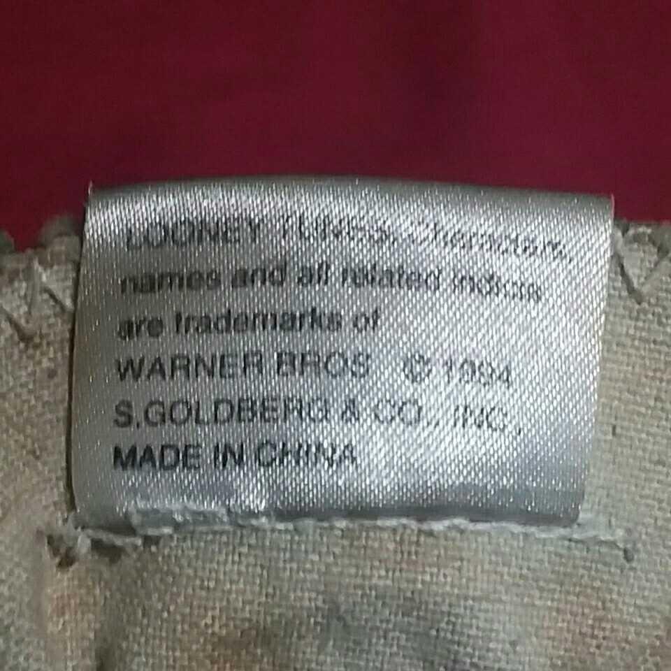 Tweety トゥイーティー LOONEY TUNES ルーニー テューンズ ハイカットスニーカー 表記 10 アウトソール約28cm シューズ スニーカー 靴 _画像9
