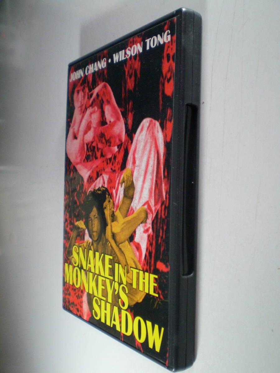 """""""SNAKE IN THE MONKEY'S SHADOW"""" 猴形扣手 (カンフー 功夫 空手 ブルースリー 少林 武侠 香港)_画像2"""