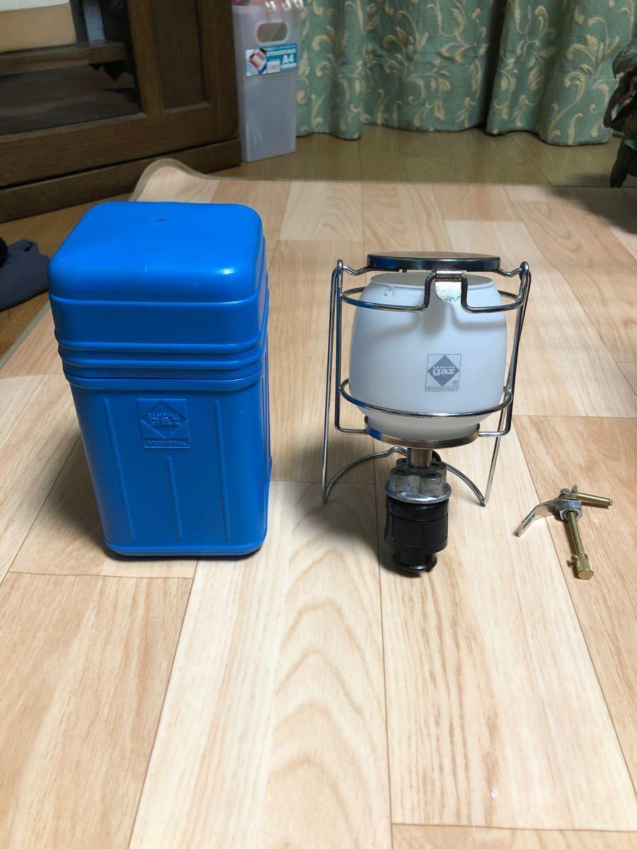 ガスランタン camping gaz