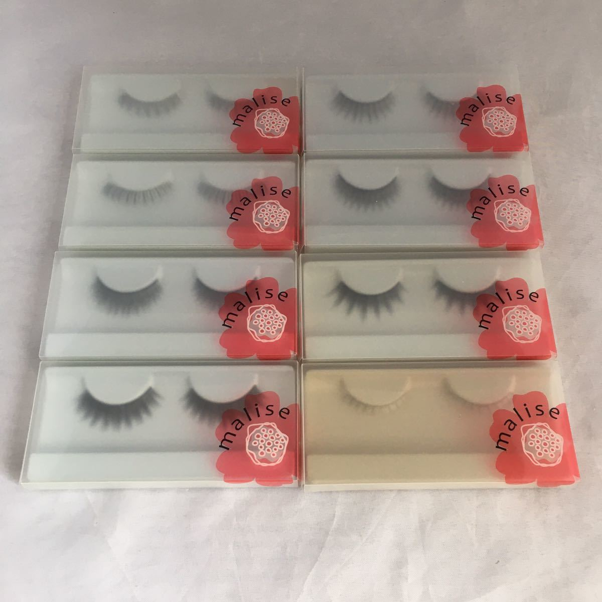 [ prompt decision ] unopened / malisema squirrel eyelashes extensions 8 piece set eyelashes / Kobe collection beauty salon Mai pcs / anonymity delivery / free shipping