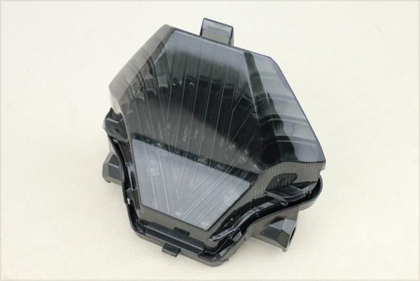 YZF-R25 ウインカー付 LEDスモークテールランプ MT-25 YZF-R3 MT-07 MT-03 LEDテールランプ YAMAHA ヤマハ_画像4